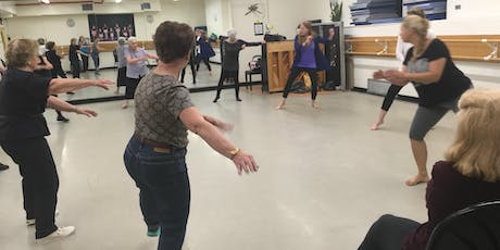 Moving for Life Dance Exercise Class @ 92Y tickets