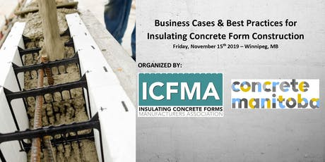 Business Cases & Best Practices for Insulating Concrete Form Construction tickets