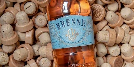 Brenne Whiskey + Smores w Allison Parc - Women Who Whiskey