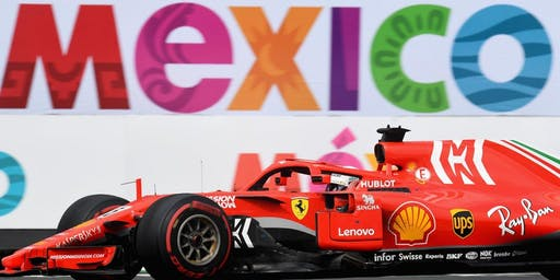 Formula 1 - Mexican Grand Prix Watch Party at The Car Collective