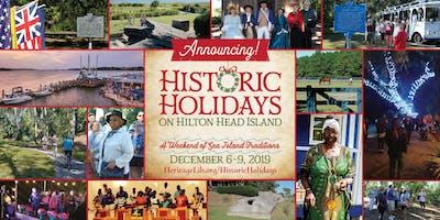 Historic Holidays on Hilton Head Island