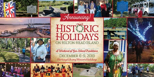 Historic Holidays on Hilton Head Island