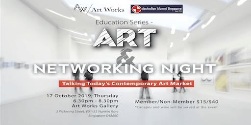 Talking Today's Contemporary Art Market