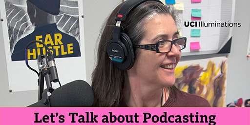 """Let's Talk about Podcasting: A Conversation with Nigel Poor of """"Ear Hustle"""""""
