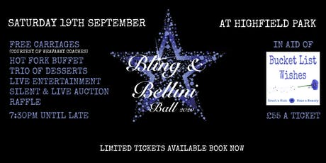 Bling & Bellini Ball 2020 tickets