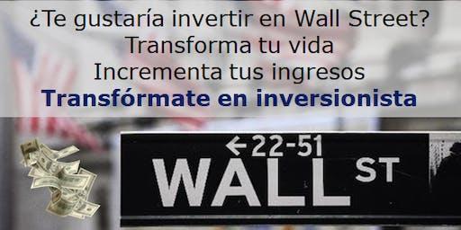 Transformate en Inversionista