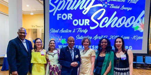 Spring for Our School  2020  - Silent Auction and Celebration