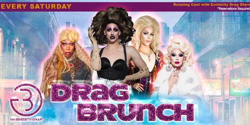 Drag Brunch at Borgne | 10.19