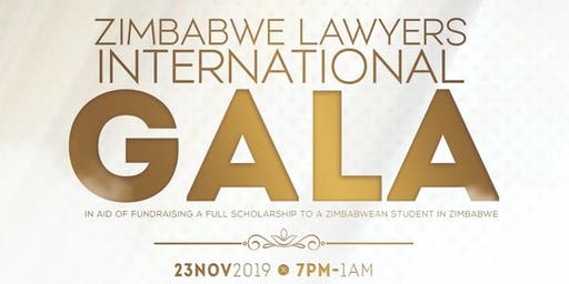 Zimbabwe Lawyers International Gala