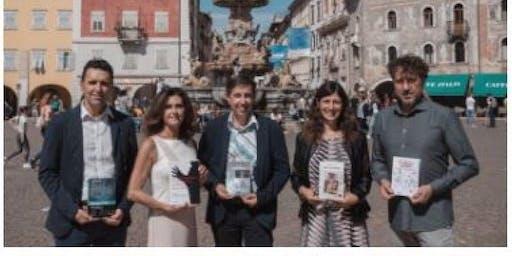 Scrittori Trentini : un pomeriggio di cultura a Trento.