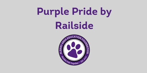 Purple Pride by Railside