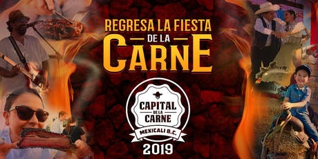 Capital de la Carne 2019 boletos