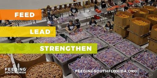 PRSAFTL Gives Back: Feeding South Florida