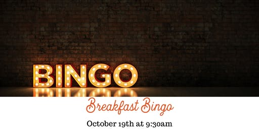 Breakfast Bingo