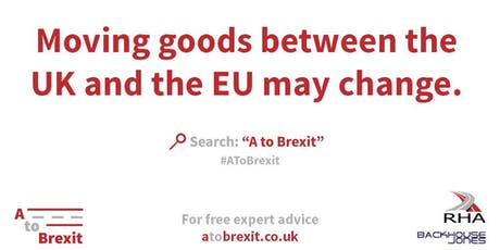 A to Brexit Briefings - Cardiff tickets