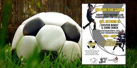 Oyster Roast and Crab Crack - Ebony City Soccer Club Fundraiser tickets