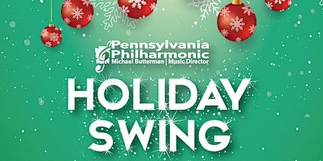 Holiday Swing: The Hill School, Pottstown tickets