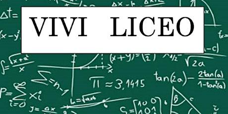 Vivi Liceo 2019 (dal 02/12 al 14/12) biglietti