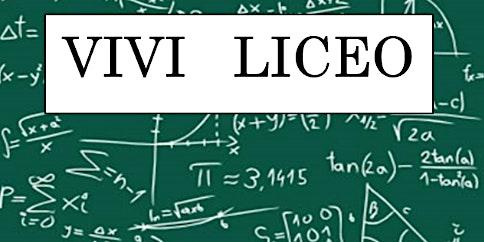 Vivi Liceo 2019 (dal 02/12 al 14/12)