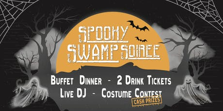 Ghost Isle Brewery's Spooky Swamp Soiree tickets