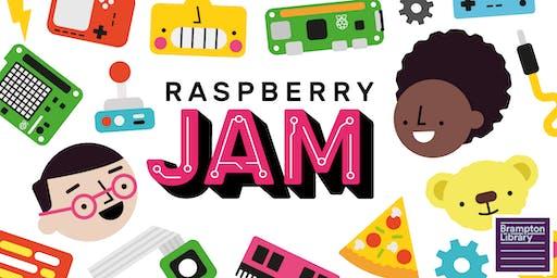Brampton Library presents: Teen Raspberry Jam