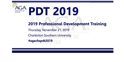 AGA Charleston Professional Development Training (PDT) 2019