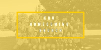 Cru Homecoming Brunch