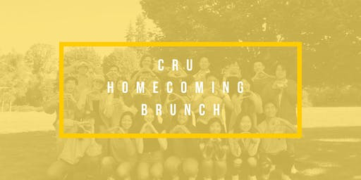 Cru Homecoming Brunch