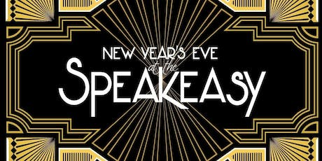 DCWC New Year's Eve at the Speakeasy tickets