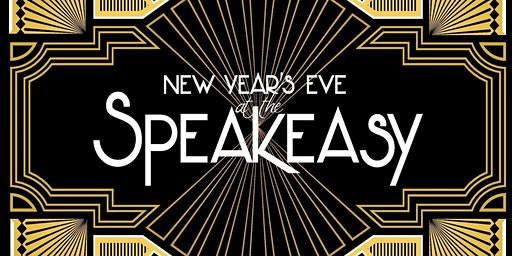 DCWC New Year's Eve at the Speakeasy