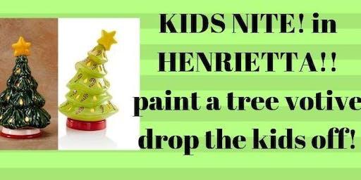 KIDS NITE! (NO PARENTS ALLOWED) TREES!!!