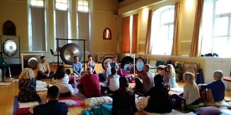 Gong bath + Self-Empowering Ritual  tickets