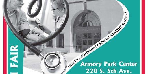 Armory Park Center  Health Fair