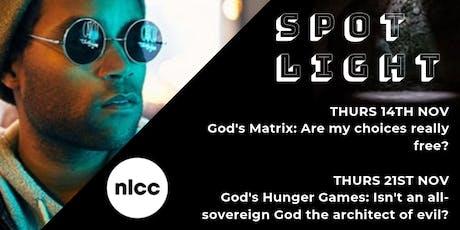 Spotlight...on Sovereignty tickets