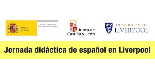Jornada didáctica de español en Liverpool