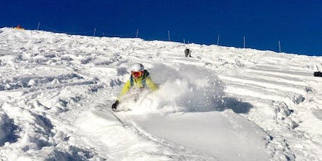 Getting Ready for Ski Season: Strength Training and Injury Prevention tickets