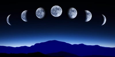 October New Moon Celebration