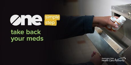Community Take Back & Lock Up Event tickets