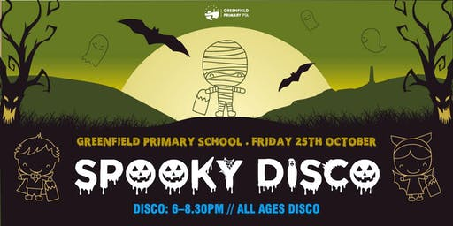 Greenfield Spooky Disco