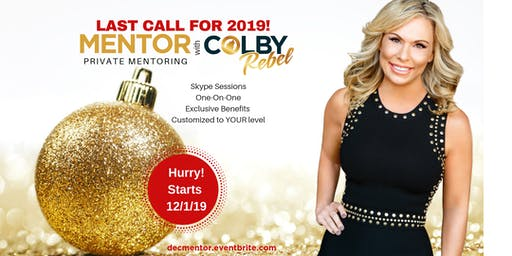 MENTOR WITH COLBY-DEC SERIES