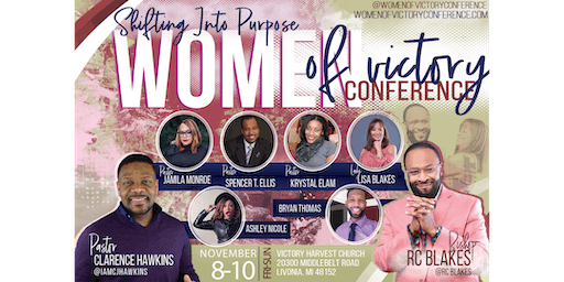 Women of Victory Conference