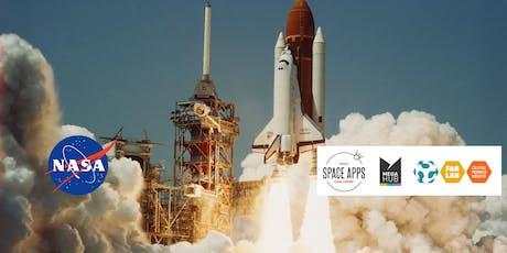 SpaceApp@FabLab biglietti
