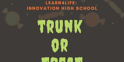 Learn4Life Trunk-or-Treat