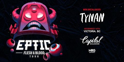 Eptic - Flesh & Blood Tour