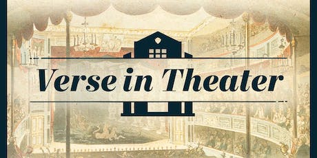 Verse in Theatrical Acting tickets