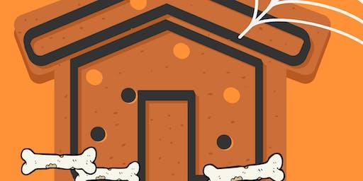Make & Take Haunted Halloween Chocolate House!