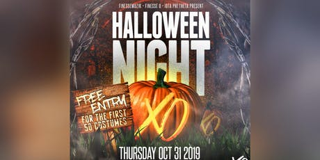 Halloween Night tickets