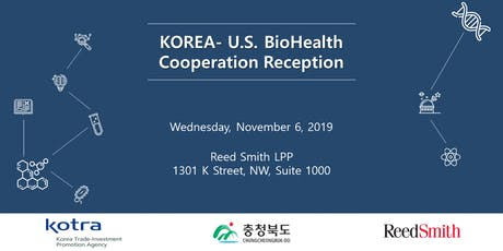 KOREA-U.S BioHealth Cooperation Reception tickets