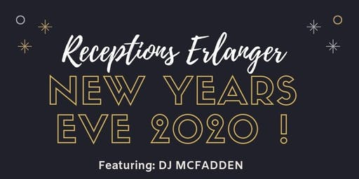 RECEPTIONS ERLANGER NEW YEARS 2020