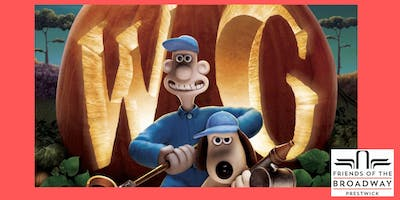 Wallace and Gromit Curse of the Were Rabbit - Pop-up Cinema Event